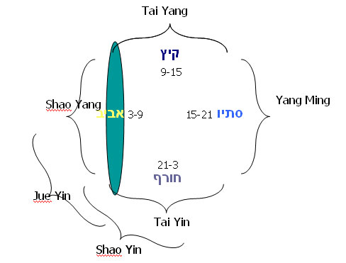 Shang han Lun -  מהפכת Zhang Zhong Jing / דוד ויז'נסקי